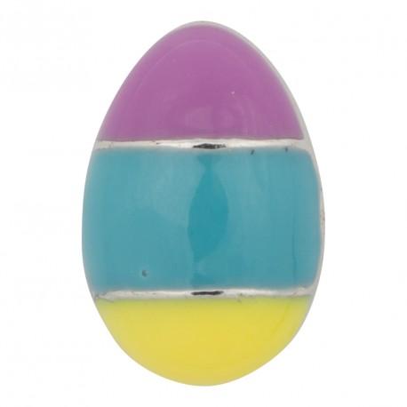 Easter Egg Floating Charm